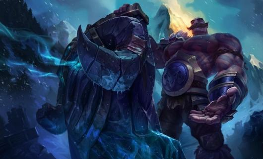 League of Legends introduces Braum, the Heart of the Freljord