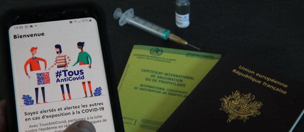 Pass sanitaire et licenciement: la mise au point d'Élisabeth Borne