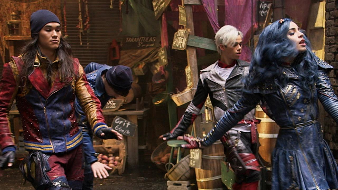 disney's descendants 2 movie - 1280×720