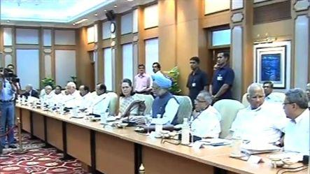 UPA Coordination Committee to meet for the first time