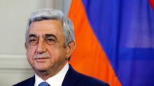 Démission du Premier ministre arménien contesté par la rue