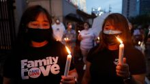Philippines reports 227 new virus deaths