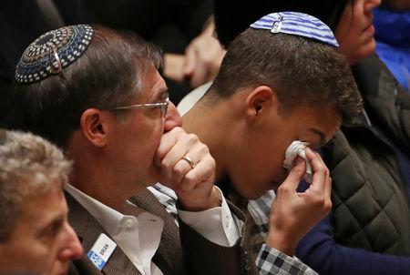 Картинки по запросу pittsburgh synagogue gunning