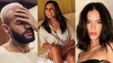 """Gretchen perde a paciência com fãs de Bruna Marquezine e Neymar: """"Muito chato e inconveniente"""""""