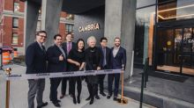 Cambria Hotels Unveils Downtown Boston Location with VIP Event