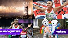 Quiz! How much do you remember about the London 2012 Olympics?