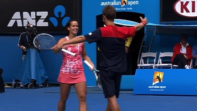 Highlights: Mixed Doubles Semi Final