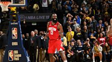 The night James Harden might have earned his second straight MVP