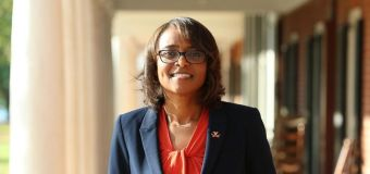 1st black female athletic director breaks barriers