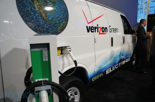 VIA Motors introduces V-TRUX range of extended-range electric trucks, vans and SUVs