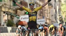 Aert surpreende e vence mais uma etapa do Tour de France-2020