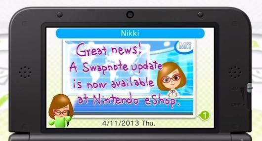 Nintendo shuts down SpotPass features for Swapnote on 3DS