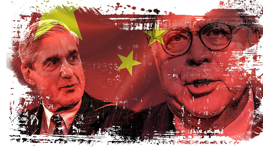 Top spies are focused on China, not Mueller