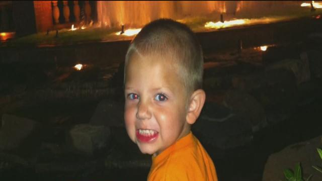 Body of missing 3-year-old boy found