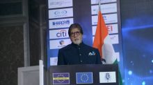 Amitabh Awarded for Being Bridge-Builder Between India & Europe