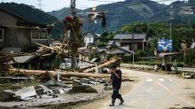 Inondations au Japon: au moins 58 morts, pluies record dans le centre