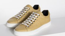 These Men's Vegan Sneakers Are Made of Pineapple Leaves
