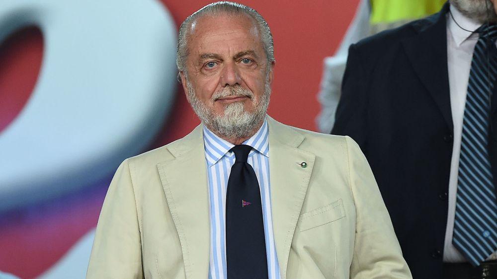 """Calciomercato Napoli, De Laurentiis svela le carte: """"Cerchiamo un nuovo portiere"""""""