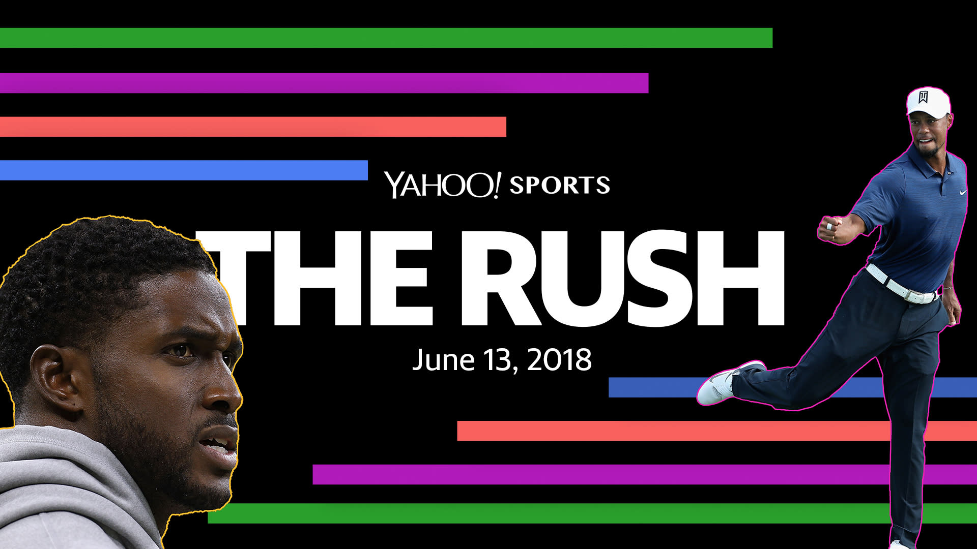 The Rush: Rams to Pay Reggie Bush More Than Jared Goff in 2018