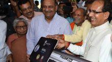 Tata Tigor EVs delivered to Madhya Pradesh government