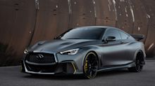 F1 等級房車-INFINITI 油電混合「Project Black S」概念車發佈