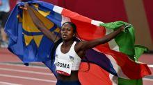 Namibian medallist reopens athletics 'intersex' debate