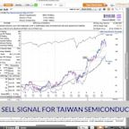 Sell Signal For Taiwan Semiconductor