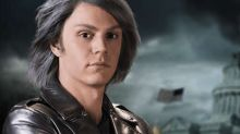 Evan Peters Returns as Quicksilver in 'X-Men: Dark Phoenix'