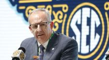 SEC commissioner Greg Sankey very concerned about football season: 'We are running out of time'