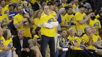 GSW owner still stinging from Finals loss to Cavs
