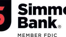 Simmons Bank Signs Sponsorship Agreements with Professional Golfers