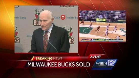 Herb Kohl speaks of new owners, new arena