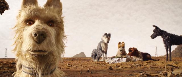 Wes Anderson's 'Isle of Dogs' VR mock-doc is live on Pixel phones