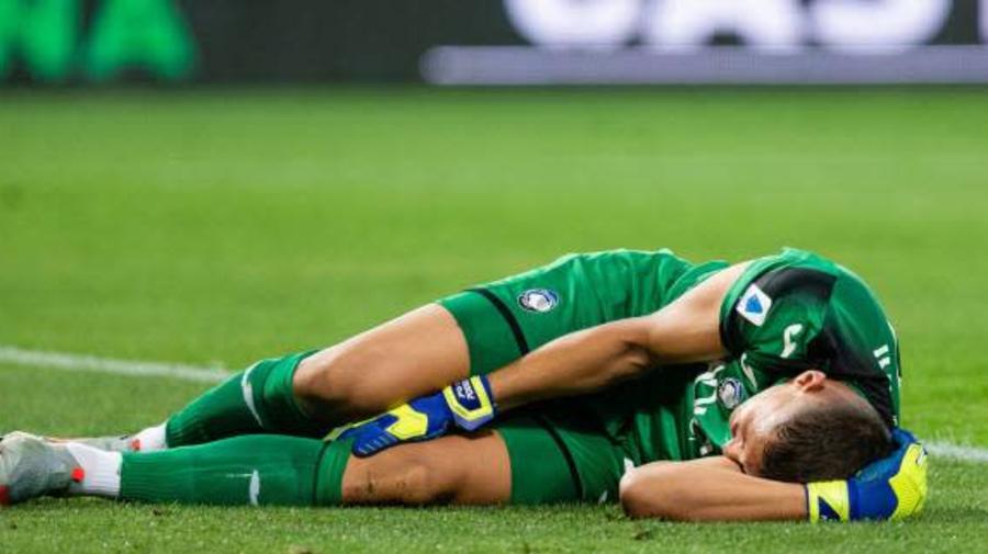 Foot - C1 - Atalanta - Atalanta Bergame: Pierluigi Gollini forfait contre le PSG?