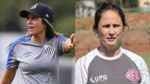 A exemplo da Copa, treinadoras mulheres crescem em fases decisivas