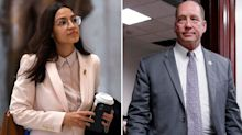 'He didn't even say my name': Ocasio-Cortez not satisfied with apology from Yoho, who denied insult