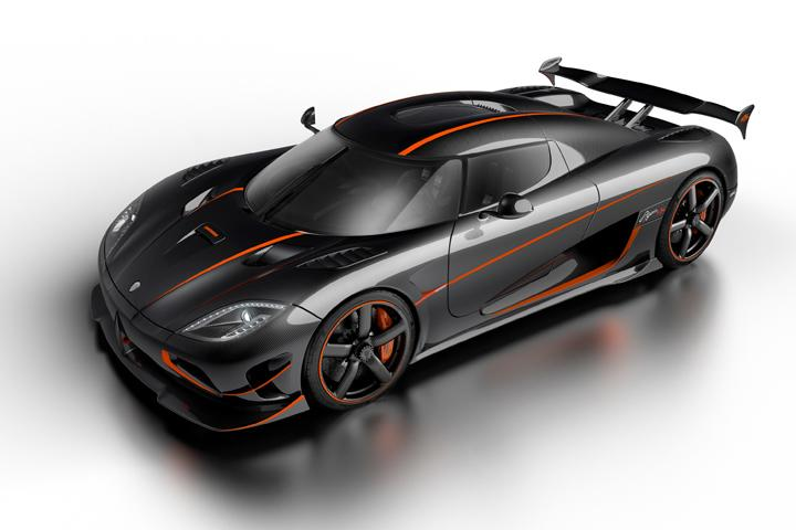 Koenigsegg Agera RS Front Photo