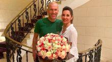 La familia Zidane se vuelca en el cumpleaños de su reina indiscutible