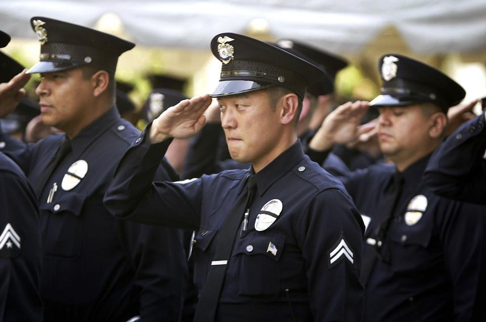 Officer killed in california as firearm related police deaths rise 167 percent from 2017 - Police officer in california ...