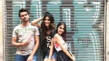 Photos: Kriti Sanon enjoys holidaying in Spain with her friends