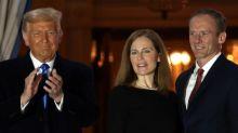 Etats-Unis:la conservatrice Amy Coney Barrett confirmée juge à la Cour suprême, Donald Trump jubile
