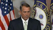 Boehner Says Obama 'Taking a Nap' on Iraq