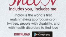 This dating app proves that singles with a disability are ready to mingle!