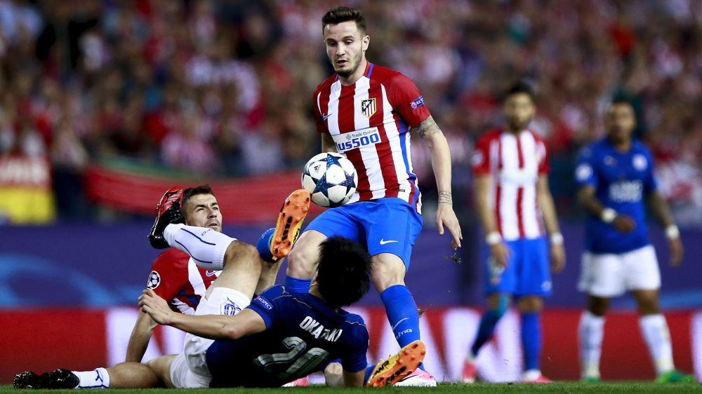 "Atleticos Saul Niguez: ""Pinkelte Blut nach jedem Spiel"""