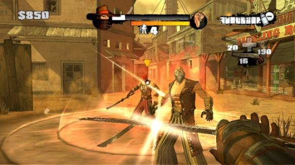 Review: Red Steel 2