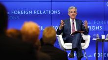 Powell says economy facing growing uncertainties