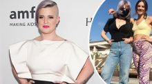 Kelly Osbourne responds to surgery rumours after losing 38kg