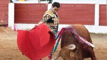 El peruano Joaquín Galdós indulta en Valdepeñas su segundo toro en diez días