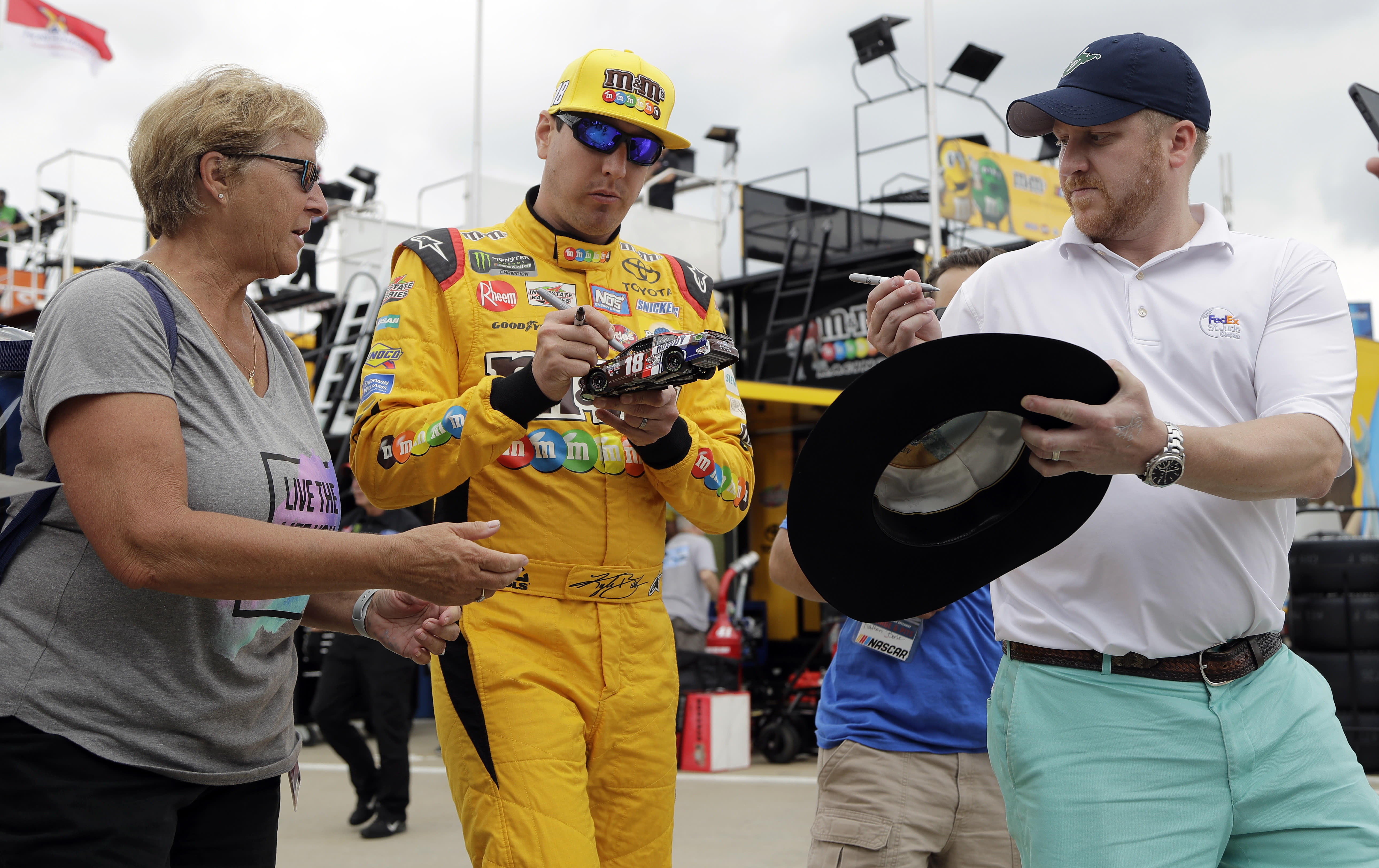 All Star Drivers Ed >> Smith's push for All-Star race package at 600 denied