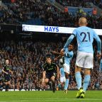 Sterling rescue act spares 10-man Manchester City
